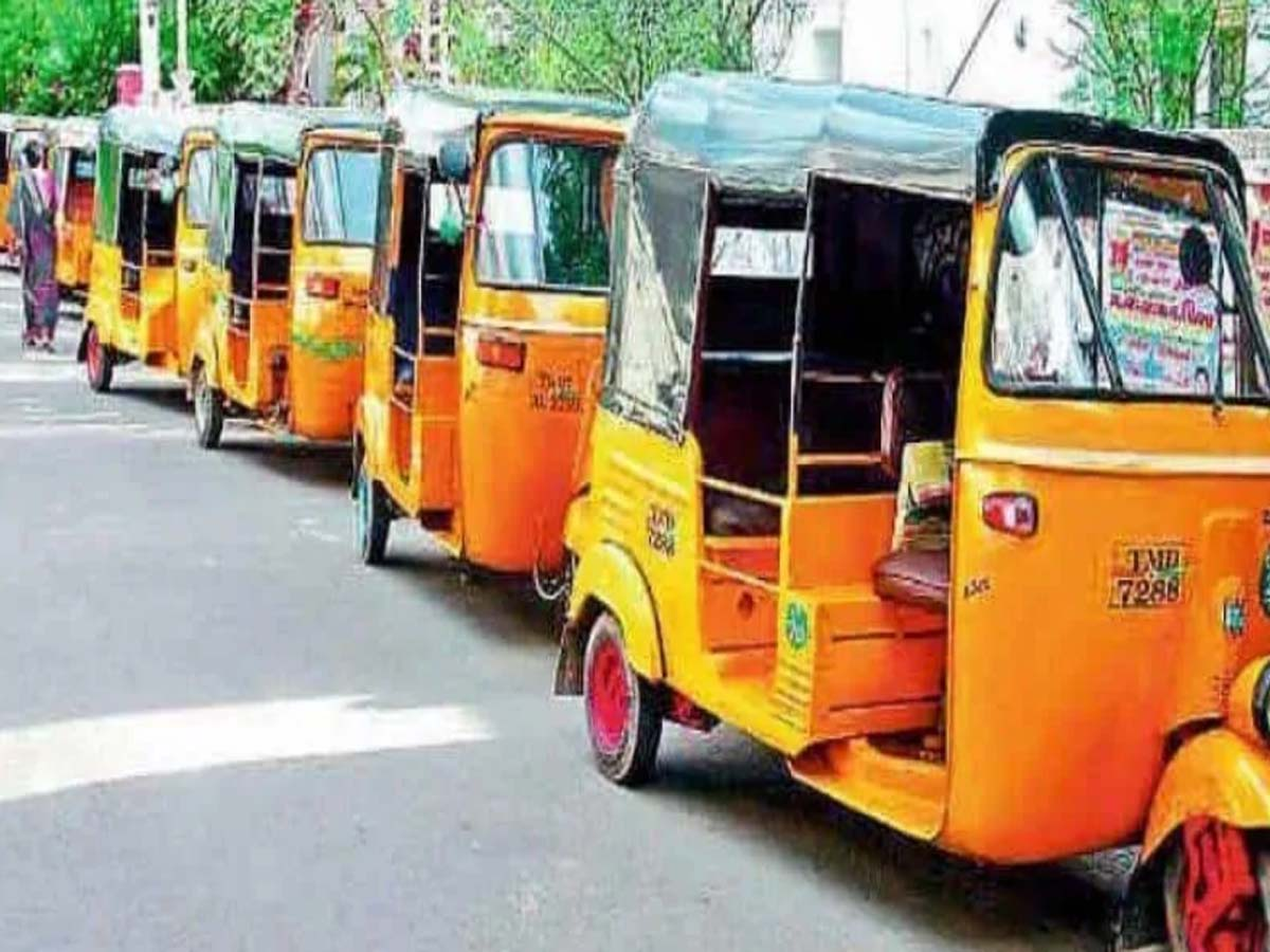 Auto drivers JAC call for bandh on March 15