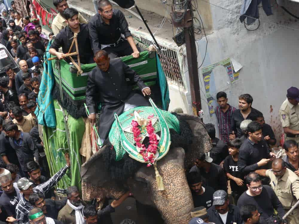 Bereavement of Muharram and lamentation of Good Friday have marked similarities