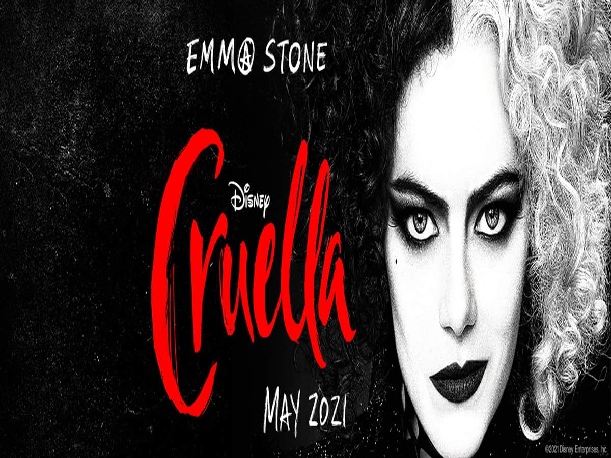 'Cruella': Emma Stone brings Disney's notoriously fashionable villain to life