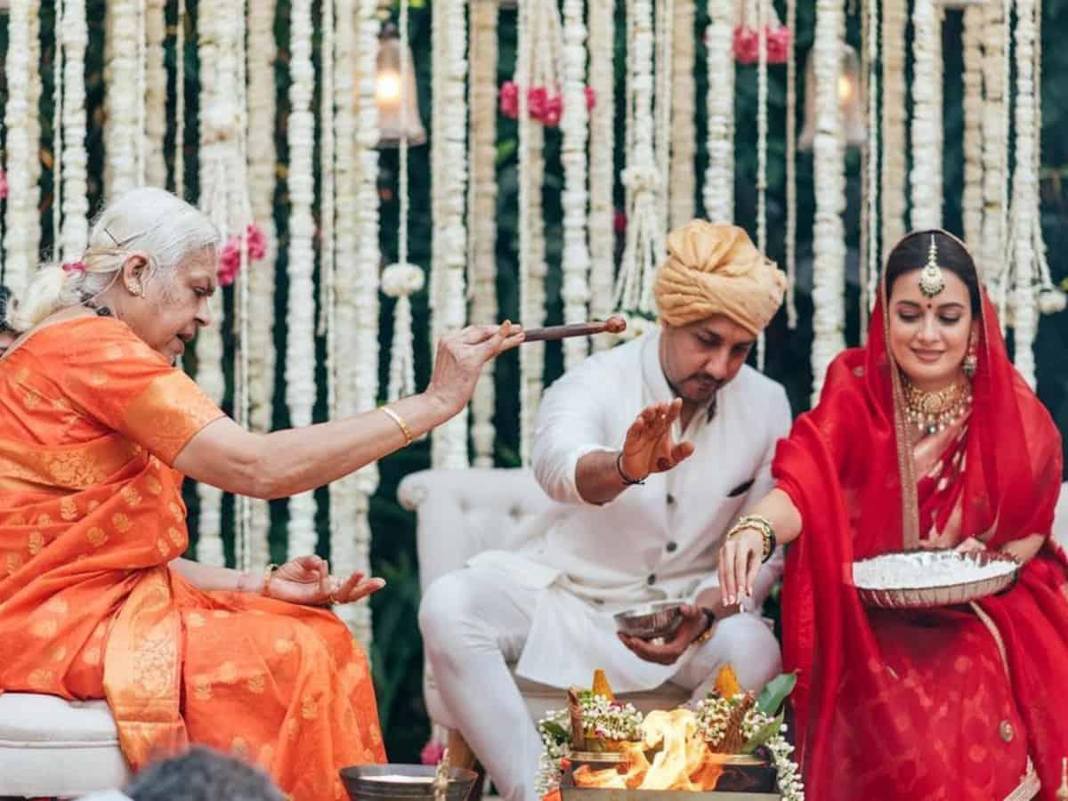 'Living feminism in true sense': Priestess conducting Dia Mirza's wedding awes many!