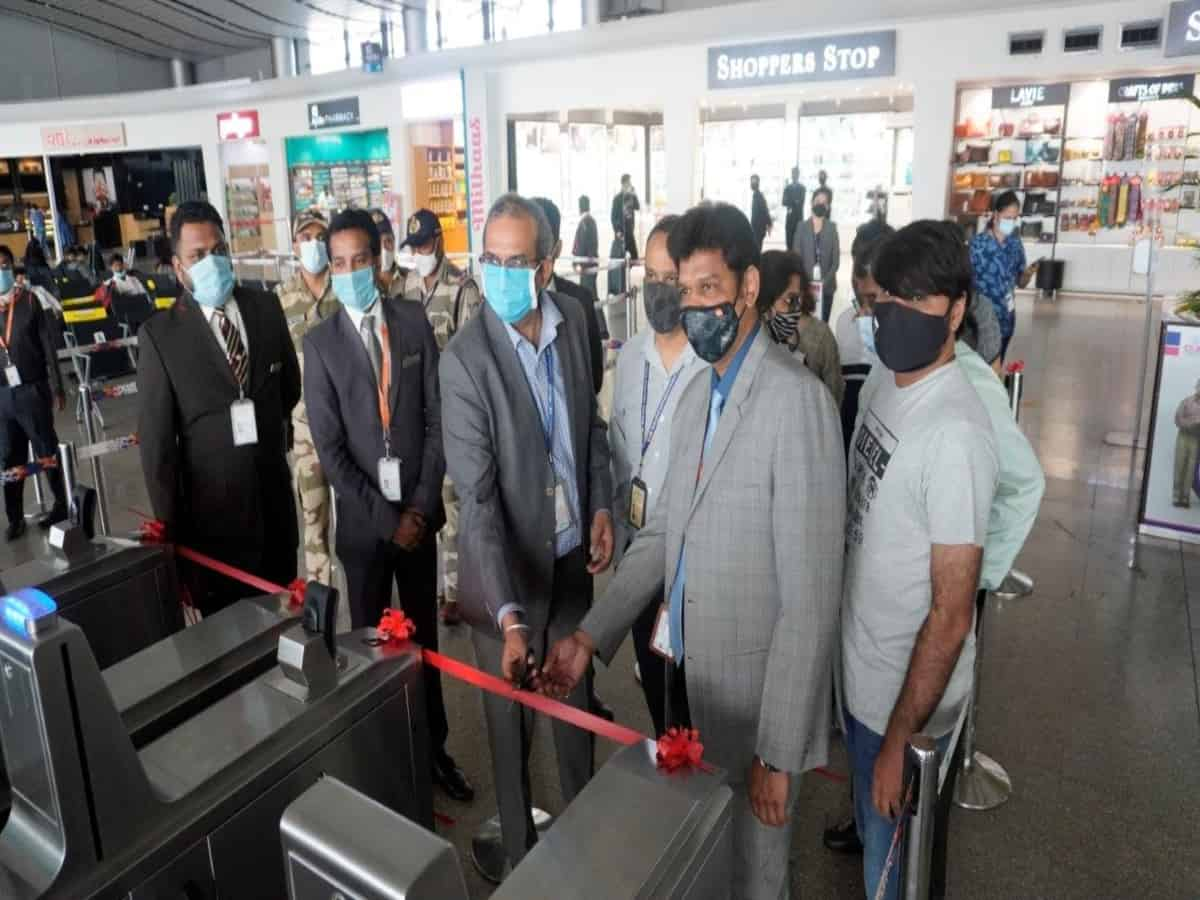 Hyderabad: E-boarding now live for Intl passengers on Emirates airlines