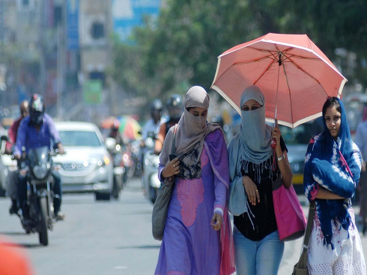 Mercury levels go up in Hyderabad