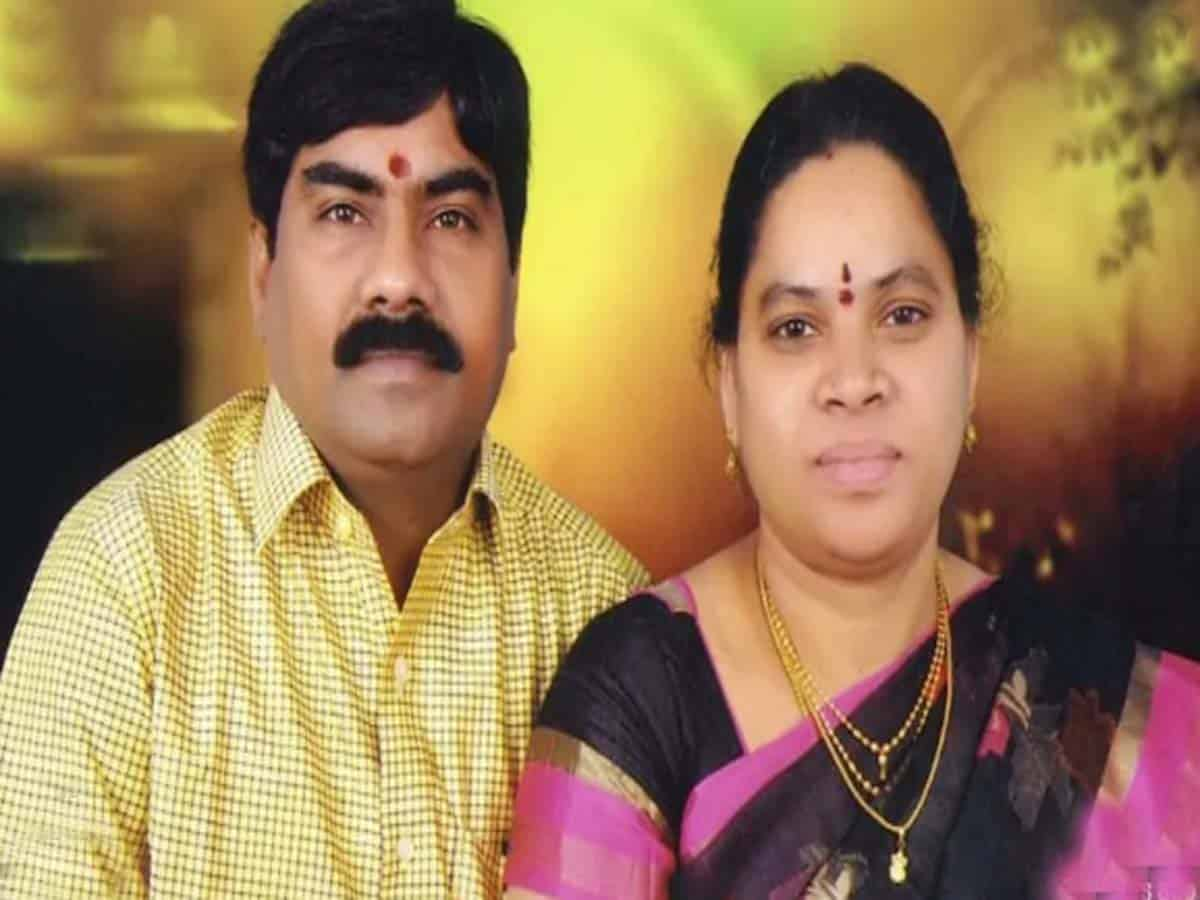 TRS mandal-level leader among 3 arrested for murder of lawyer couple in Telangana