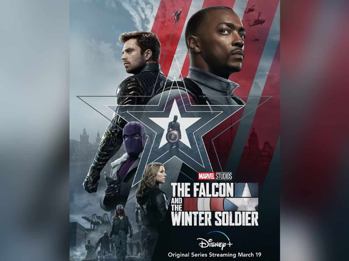 Disney reveals new 'The Falcon And The Winter Soldier' trailer during Super Bowl