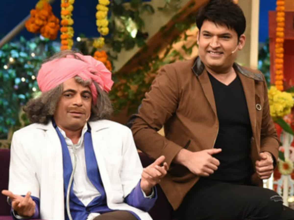 Sunil Grover aka Dr Gulati to make a come back on The Kapil Sharma Show