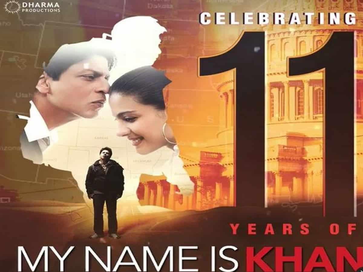 Karan Johar shares heartfelt post as 'My Name Is Khan' turns 11