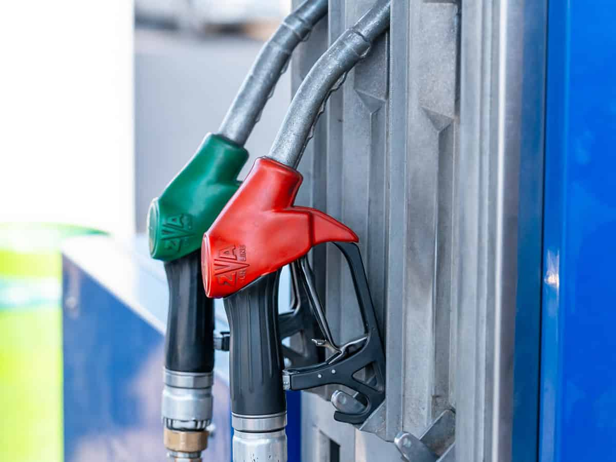 Petrol prices in Hyderabad close to scoring a century