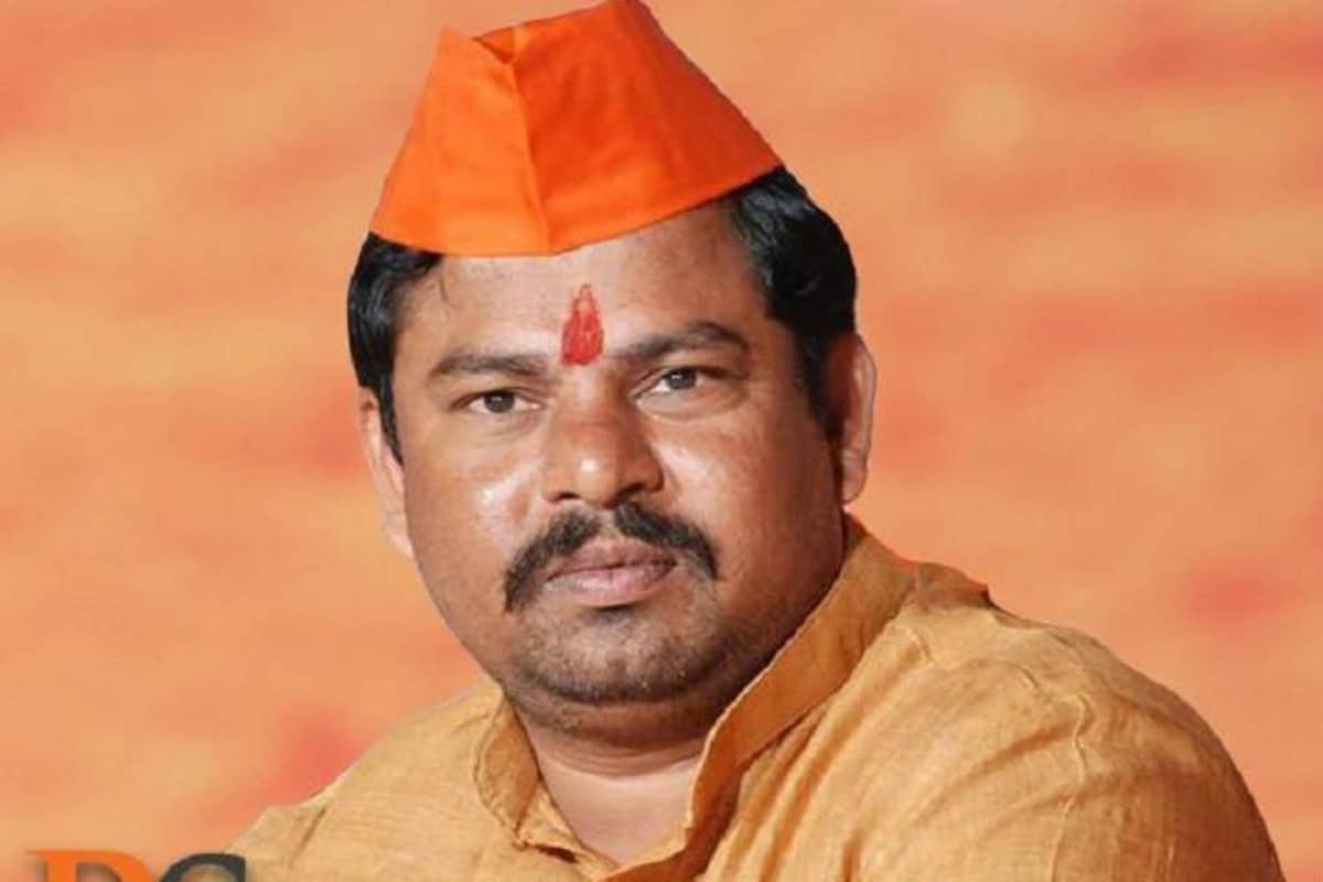 Raja Singh slams TRS leaders