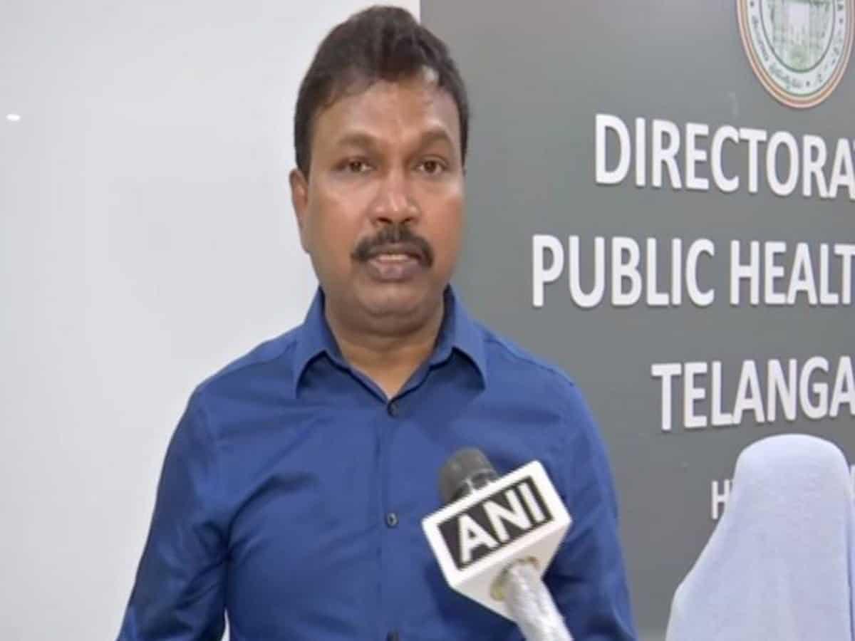 Vaccination drive from March 1 : Health Director Srinivas