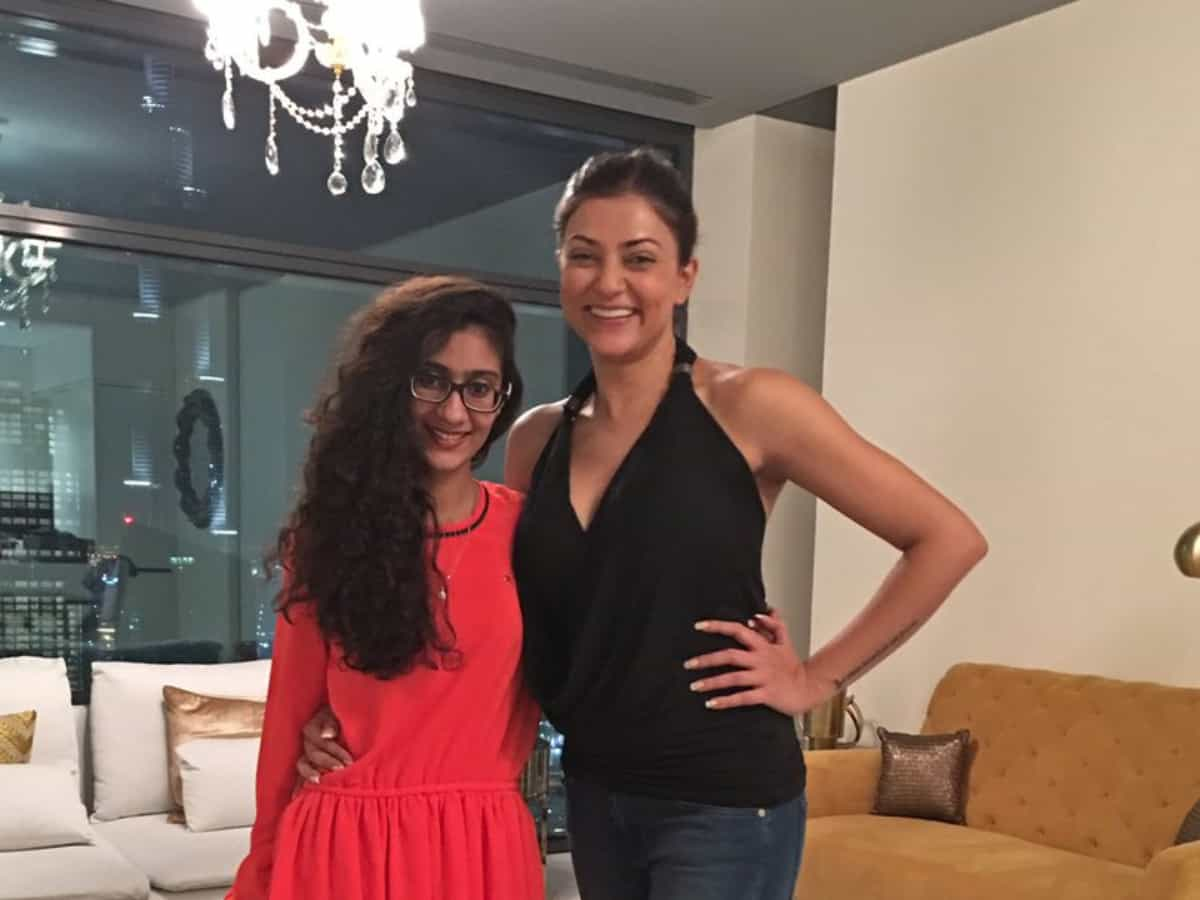 Sushmita Sen's daughter Renee reply to fan asking about her 'real mom's is winning hearts!