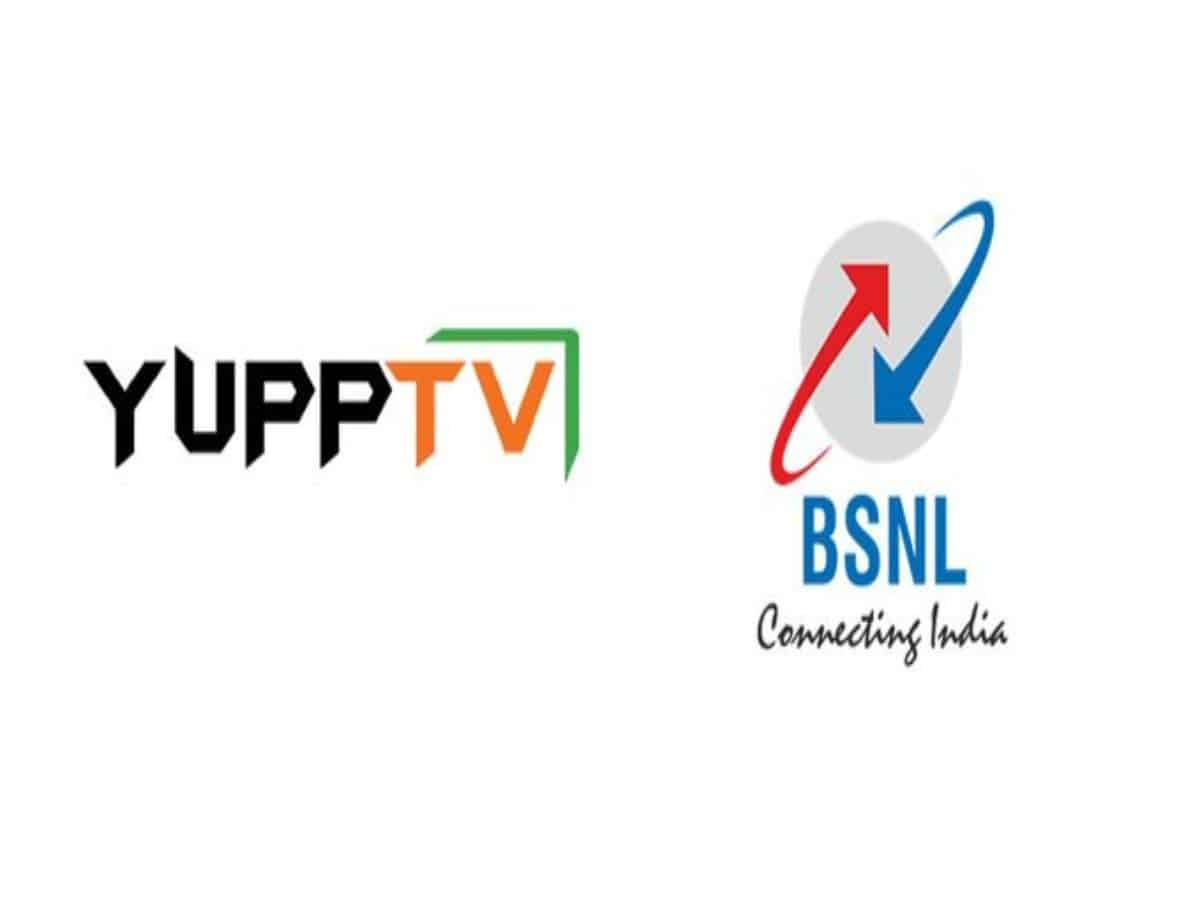 YuppTV partners with BSNL to launch video streaming  Platform