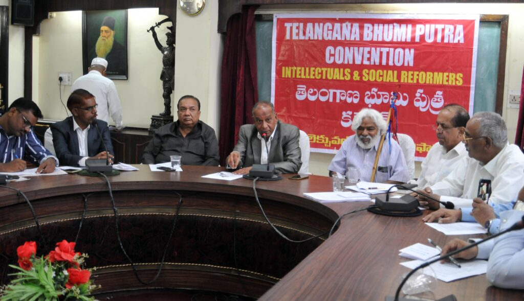 Reserve 80 percent jobs to locals in private companies: Telangana Bhoomi Putra