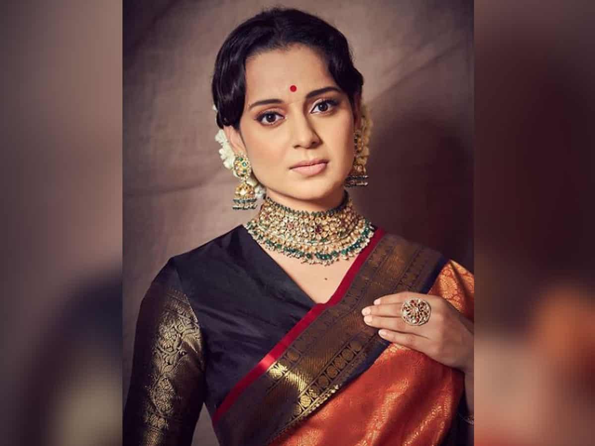 Kangana Ranaut wraps up Rajasthan schedule of 'Tejas'