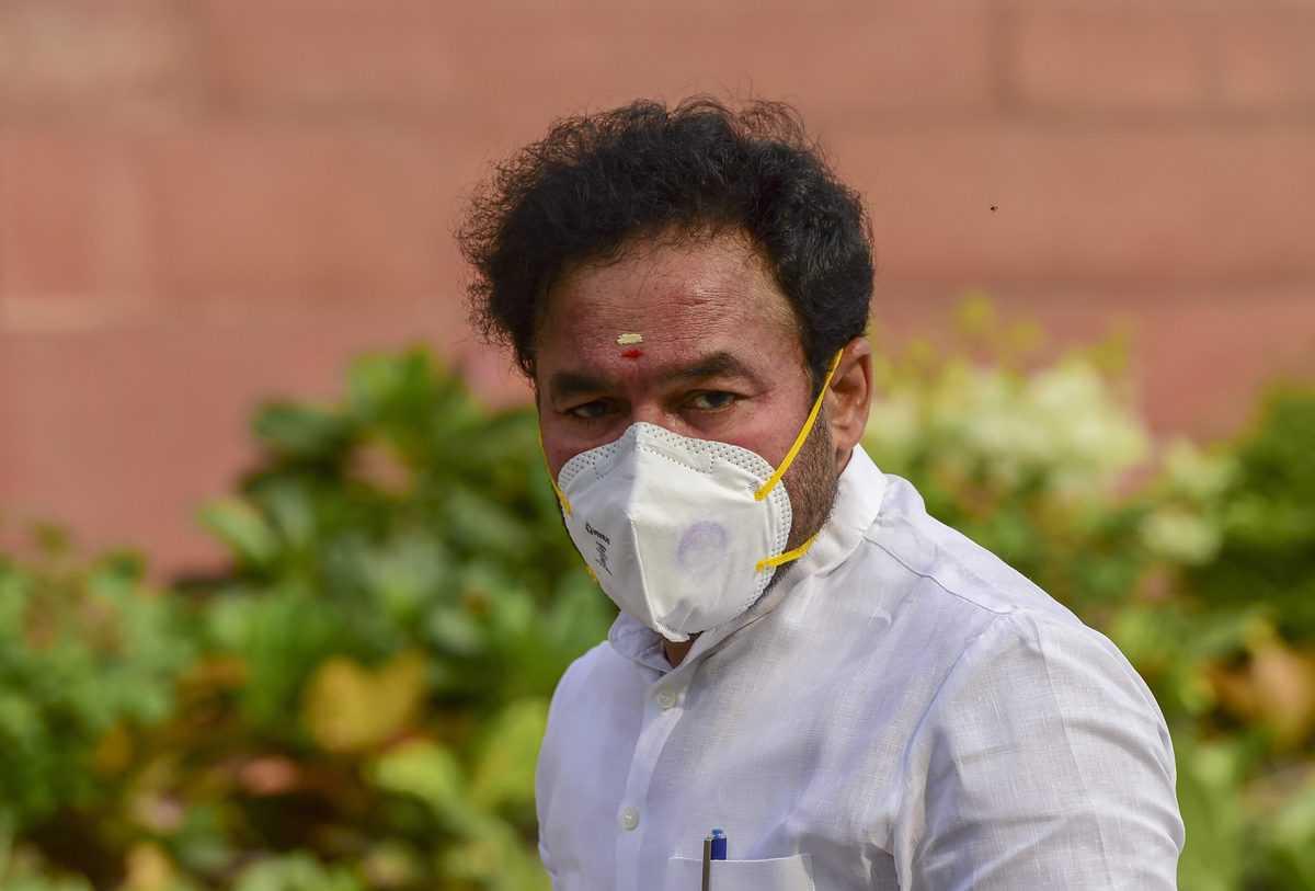 BJP will win both seats of Graduate MLC election in Telangana, says G Kishan Reddy