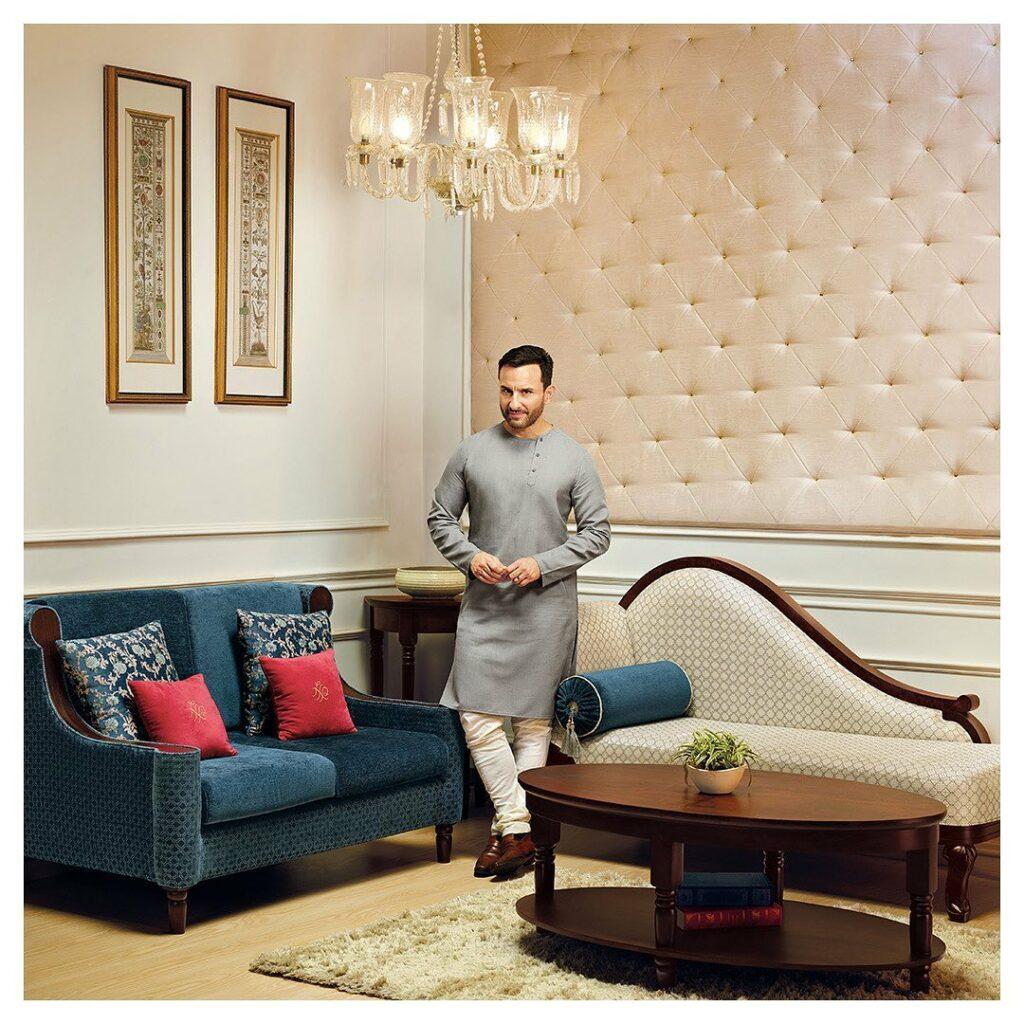Soha Ali Khan gives a sneak peek into Pataudi Palace; see pics