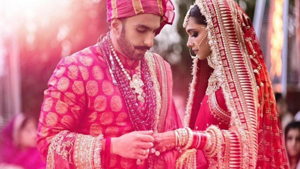 Did you know Deepika Padukone, Ranveer Singh got hitched in 2014 itself?