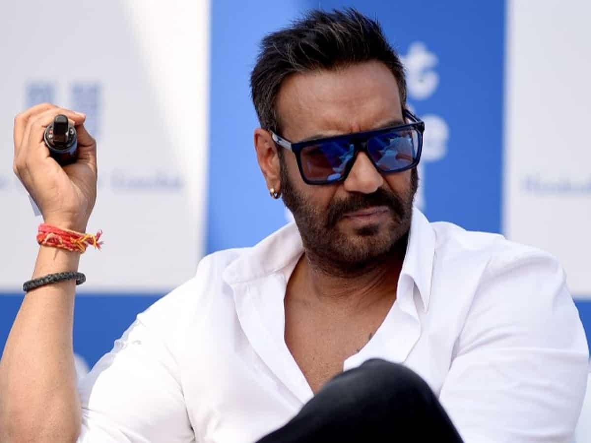 Mumbai: Man blocks actor Ajay Devgn's car over farm protests, held