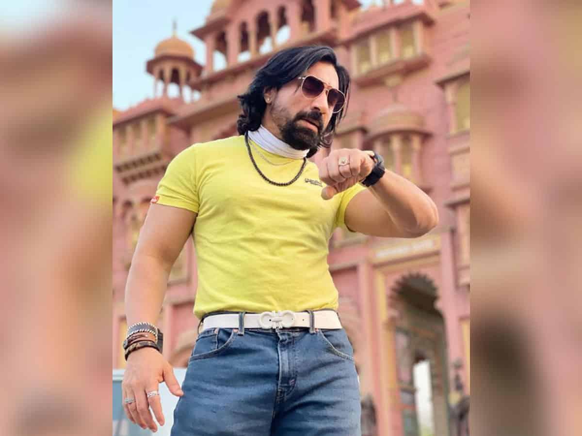 NCB detains actor Ajaz Khan in drugs case