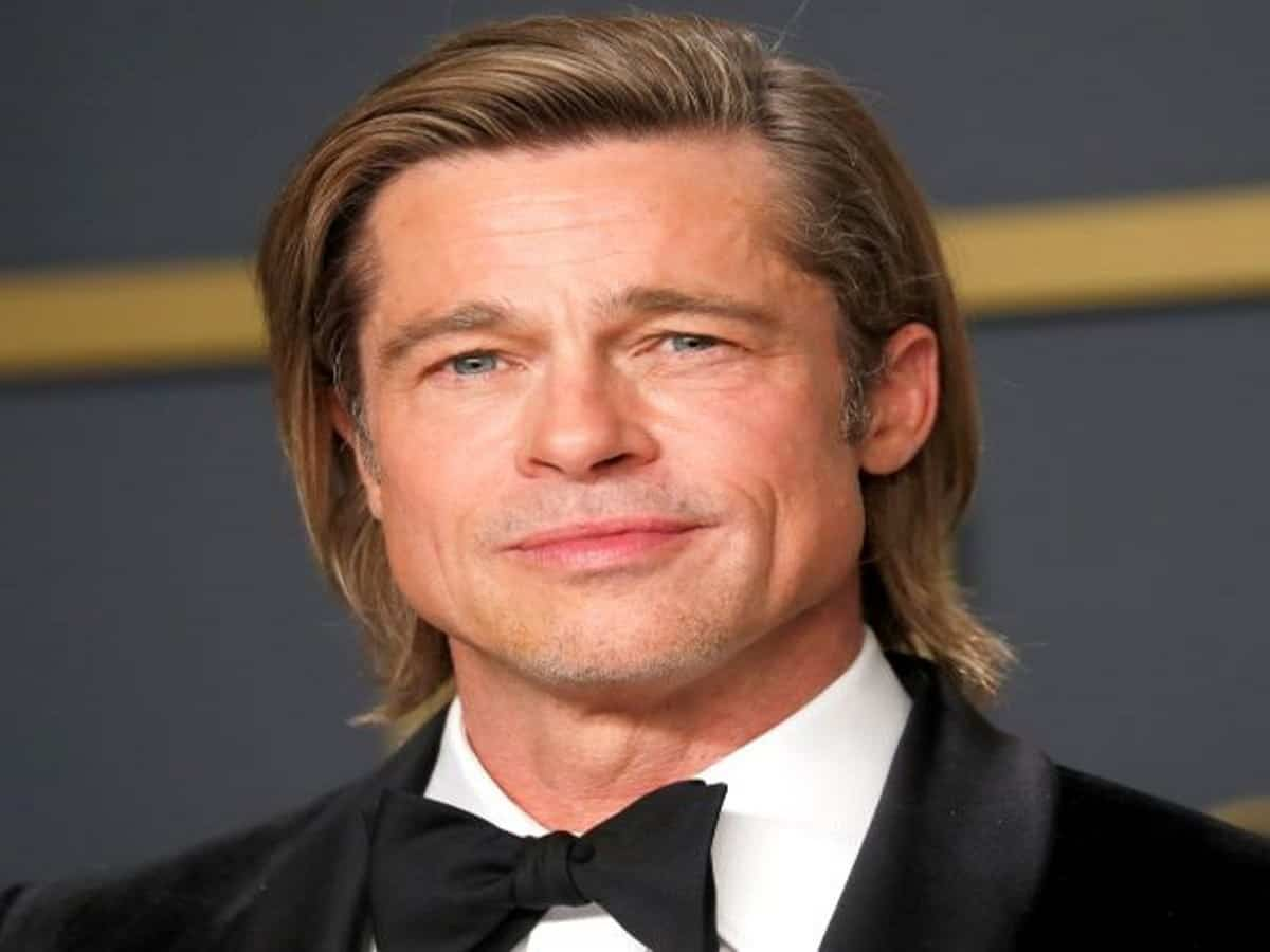 Brad Pitt performing his own stunts for upcoming movie 'Bullet Train'