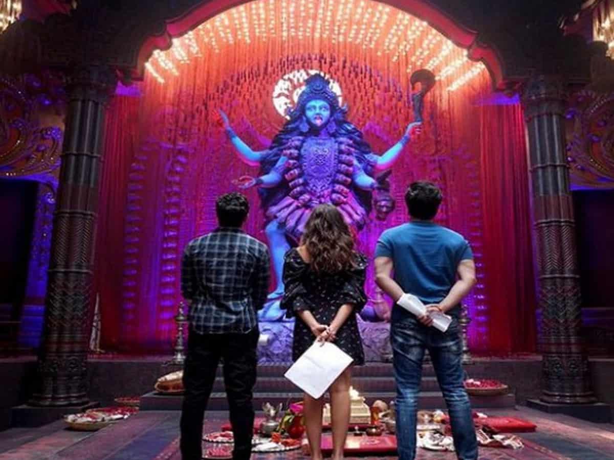 Meet Alia Bhatt's 'magical boys' from sets of 'Brahmastra'