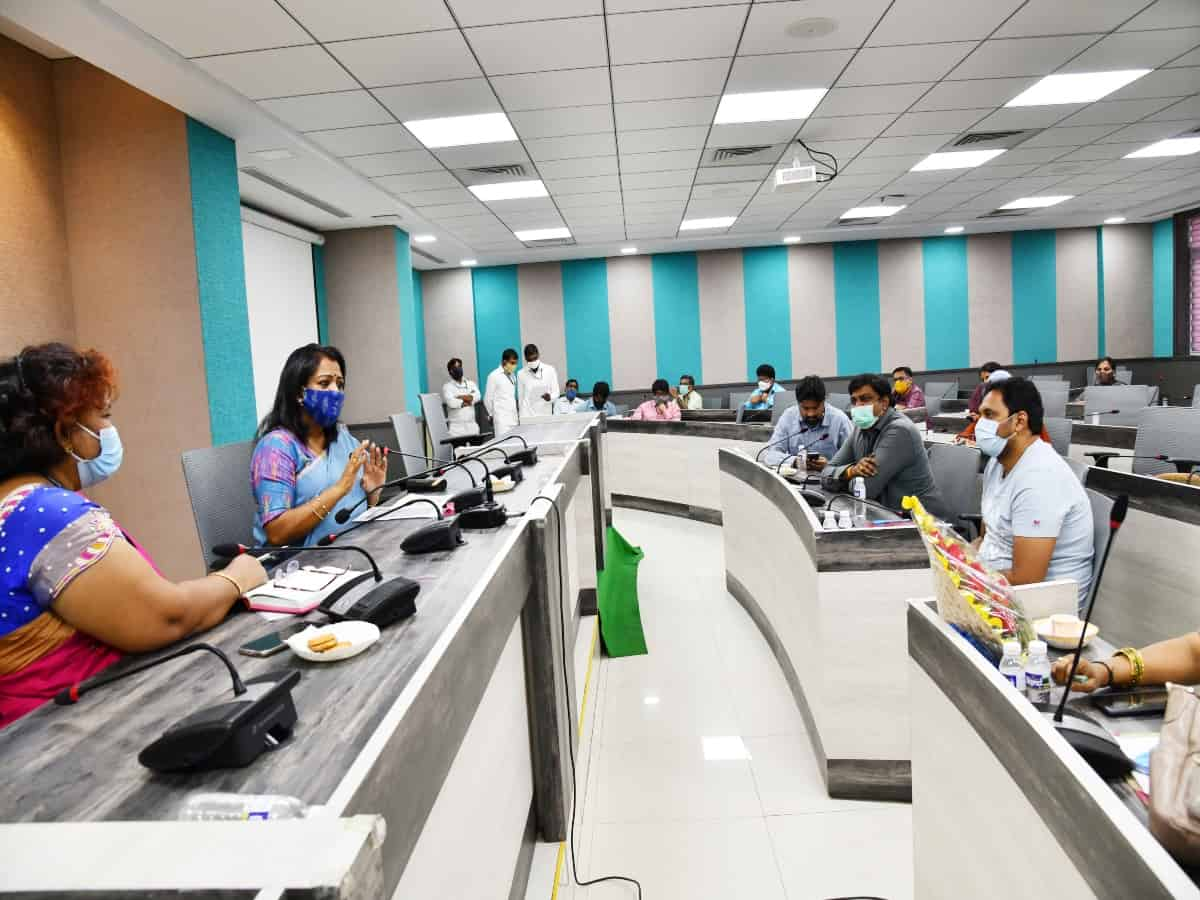 Ensure Sanitation and Hygiene in Hotels in Hyderabad: GHMC mayor