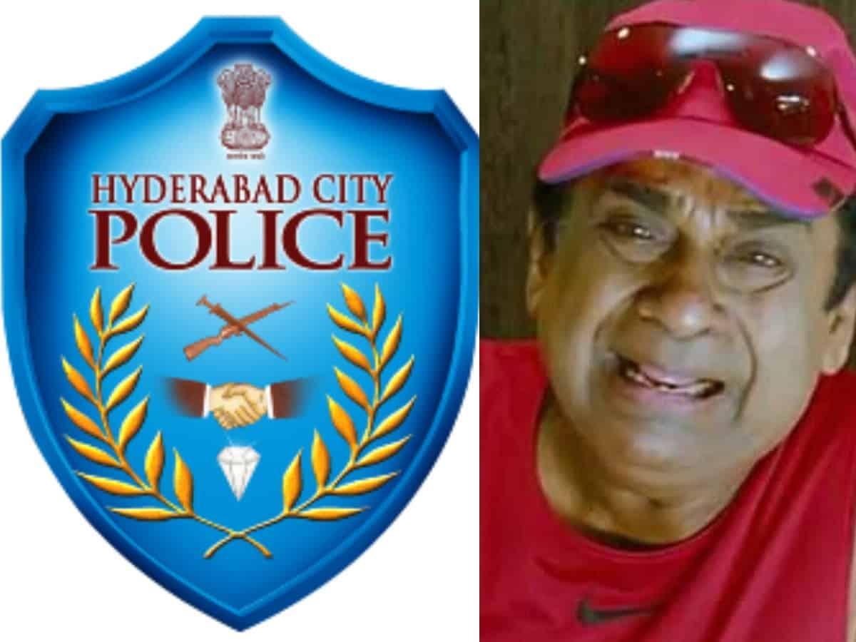 Hyderabad police use Brahmandam to create awareness about job frauds