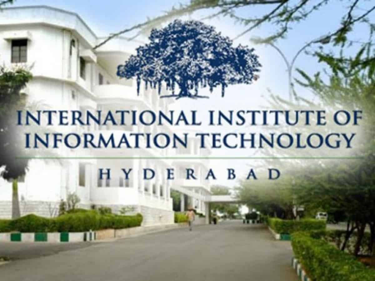 IIIT Hyderabad's annual R&D showcase today