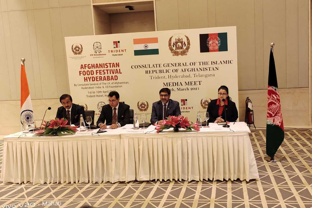 10-day Afghan food and cultural fest to be held in Hyderabad