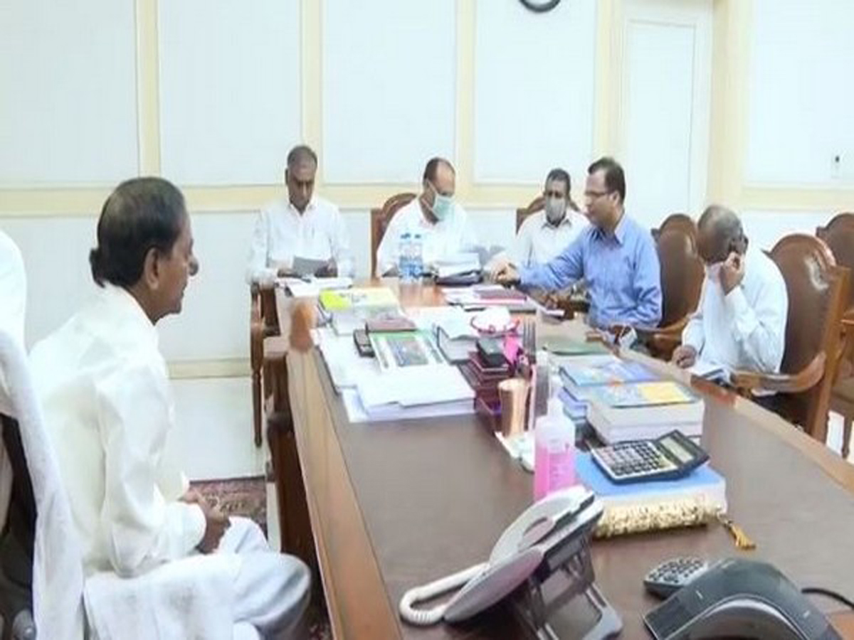 Post coronavirus pandemic Budget will be promising: KCR