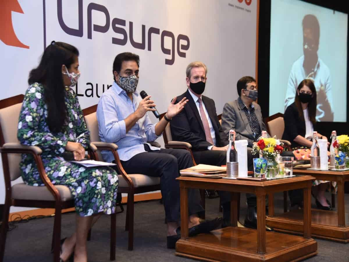 WE HUB launches 'UpSurge' in collaboration with Australian govt