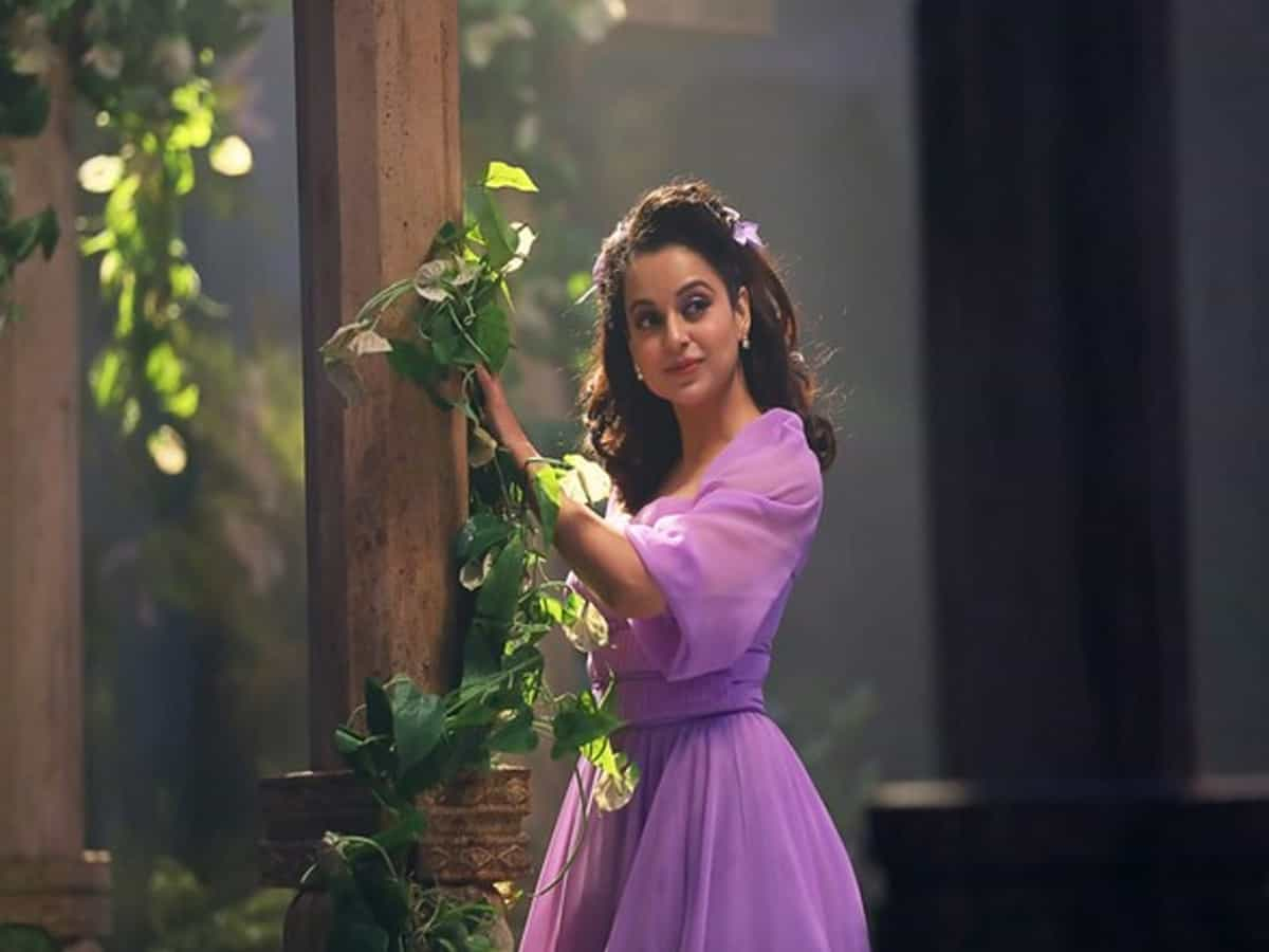 Kangana Ranaut to launch trailer of 'Thalaivi' on birthday in two cities on same day