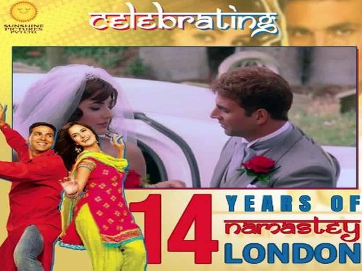 'Namaste London' completes 14 years: Director Vipul Amrutlal Shah recollects memories of film
