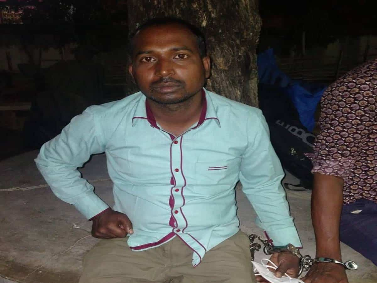 Rachakonda police arrest cyber fraudster for duping woman of over 6L