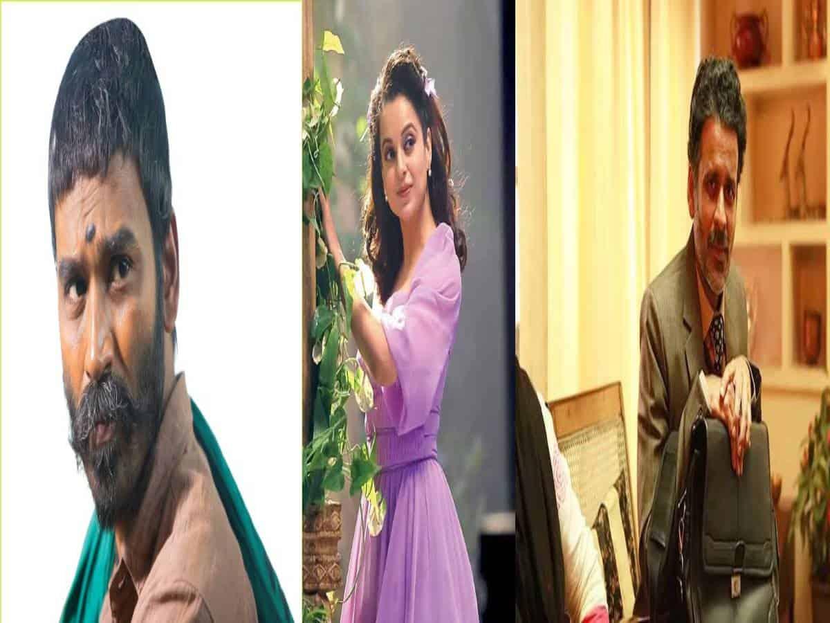 67th National Awards: Kangana, Manoj Bajpayee, Dhanush win acting honours