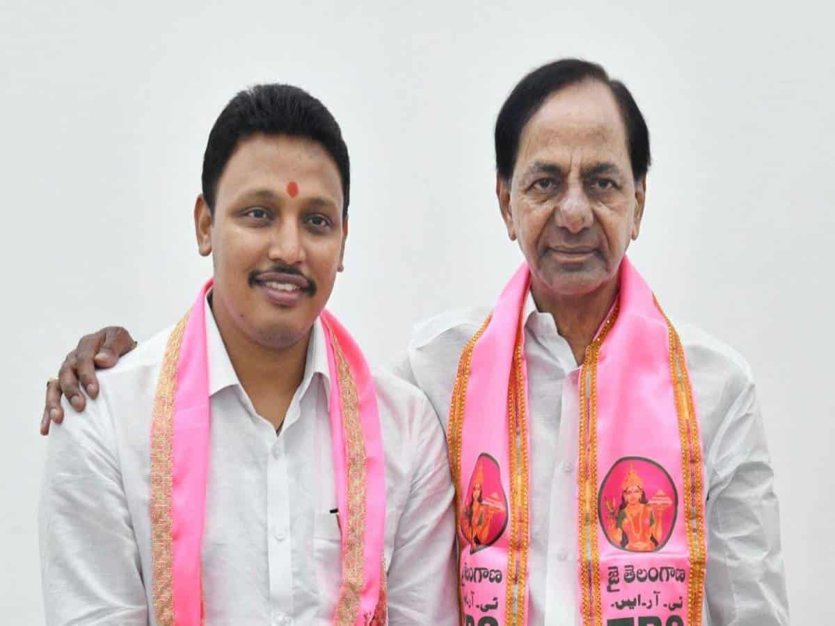 TRS announces Bagath Kumar as candidate for Nagarjuna Sagar bypoll