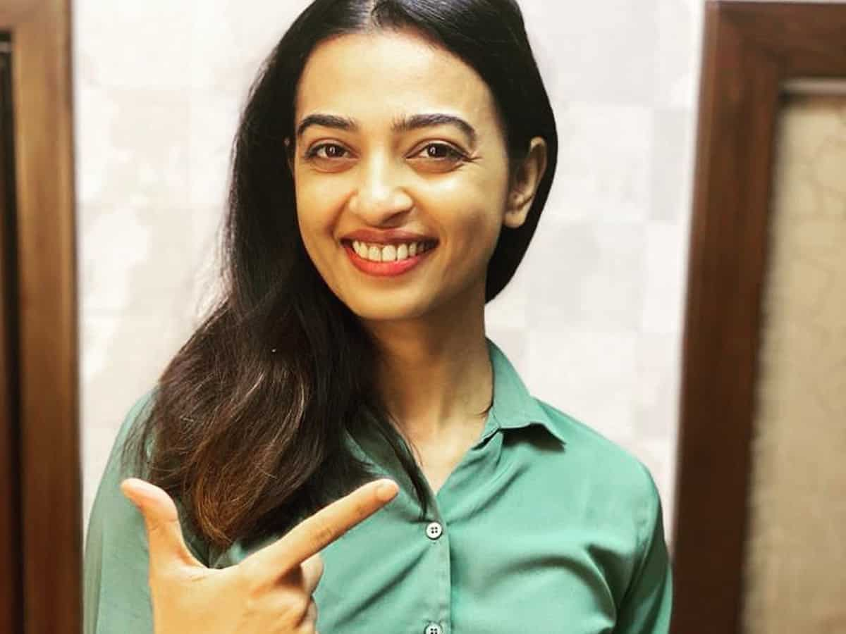 Radhika Apte to play spy in 'Mrs Undercover'