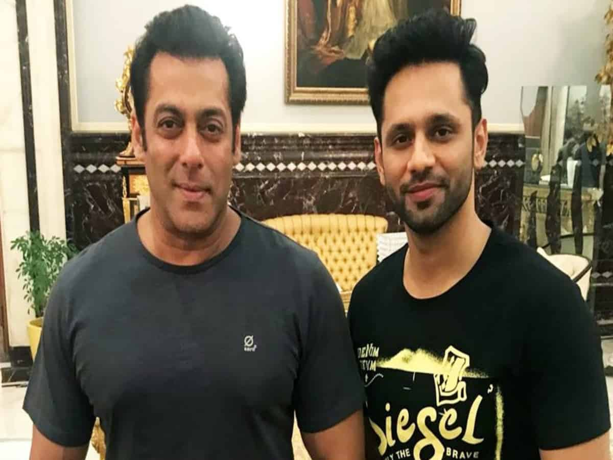 Viral pics: Salman Khan sends special gift to Bigg Boss 14 runner up Rahul Vaidya