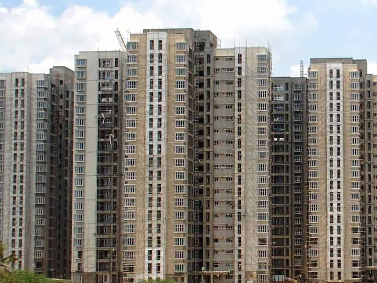 Hyderabad realty sector bounces back, records huge growth