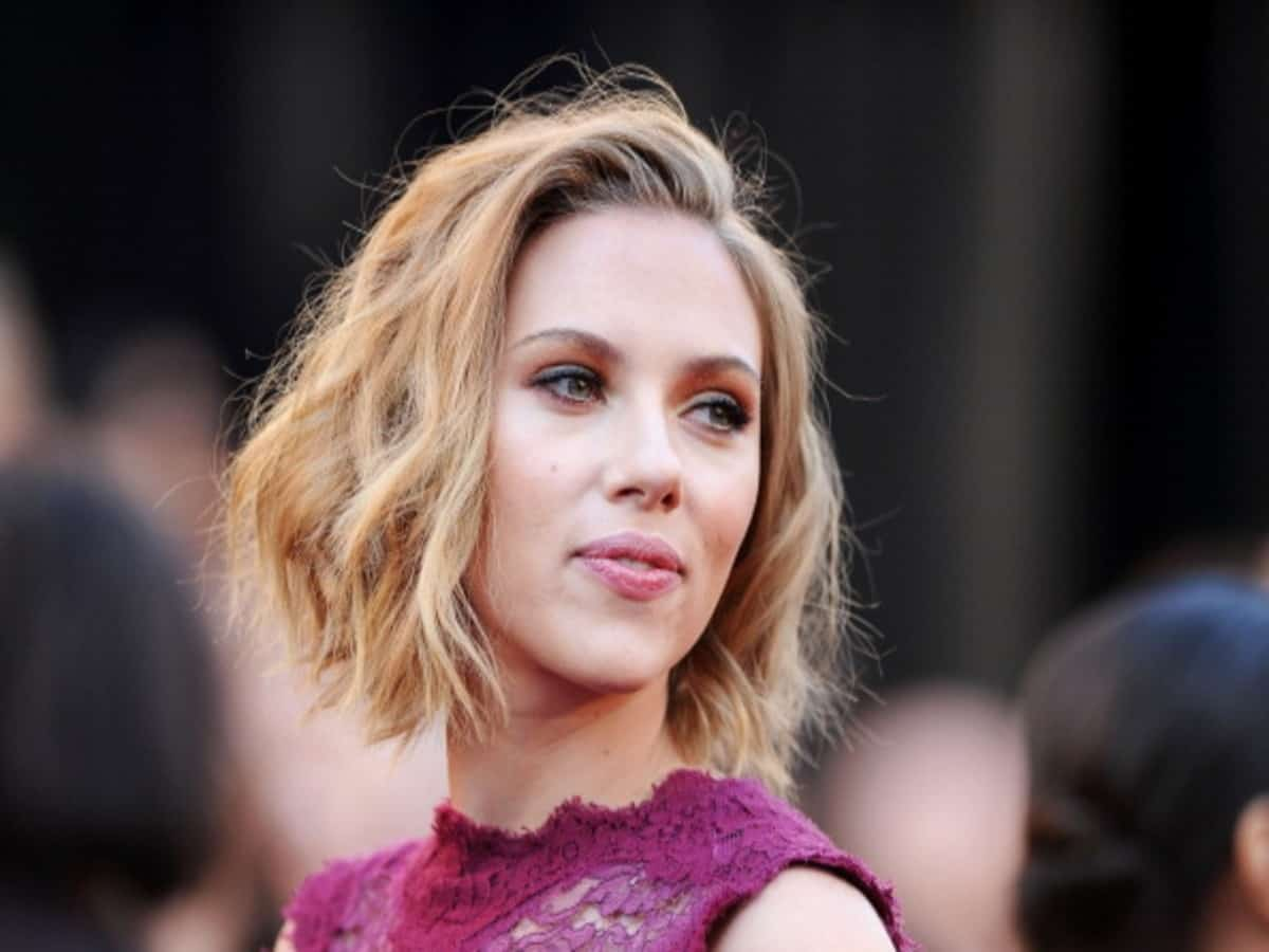 Scarlett Johansson quips she has 'made a career out of' past controversies