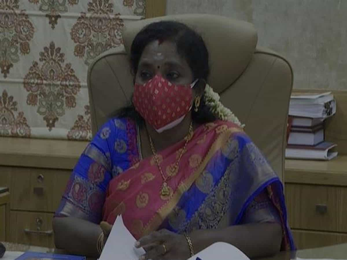 Governor Tamilisai to address Budget session on March 15