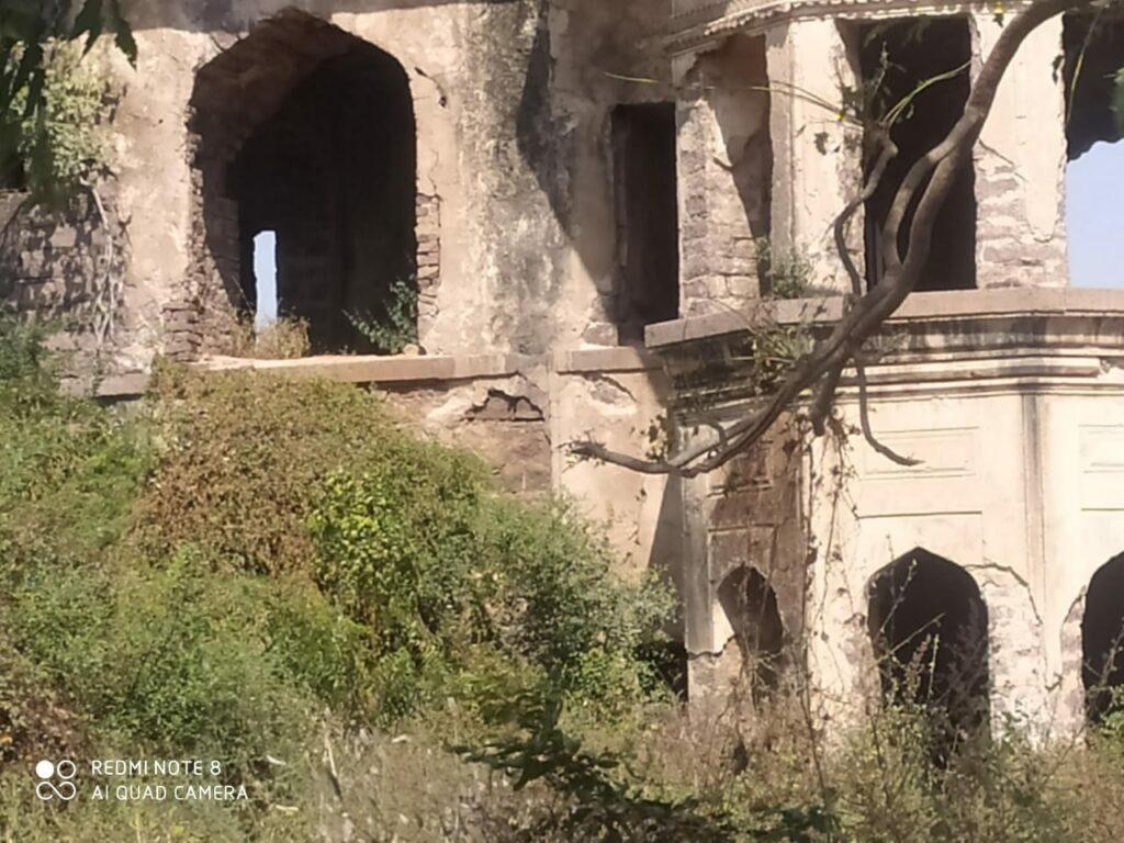 Hyderabad's 300-year-old Mushk Mahal needs urgent attention