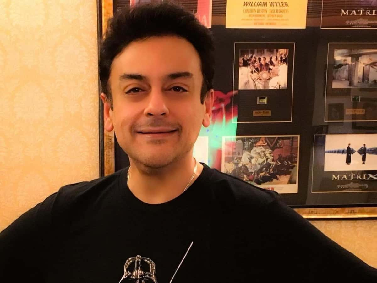Amid ripped jeans row, here's Adnan Sami's hilarious take on 'ripped shirts'