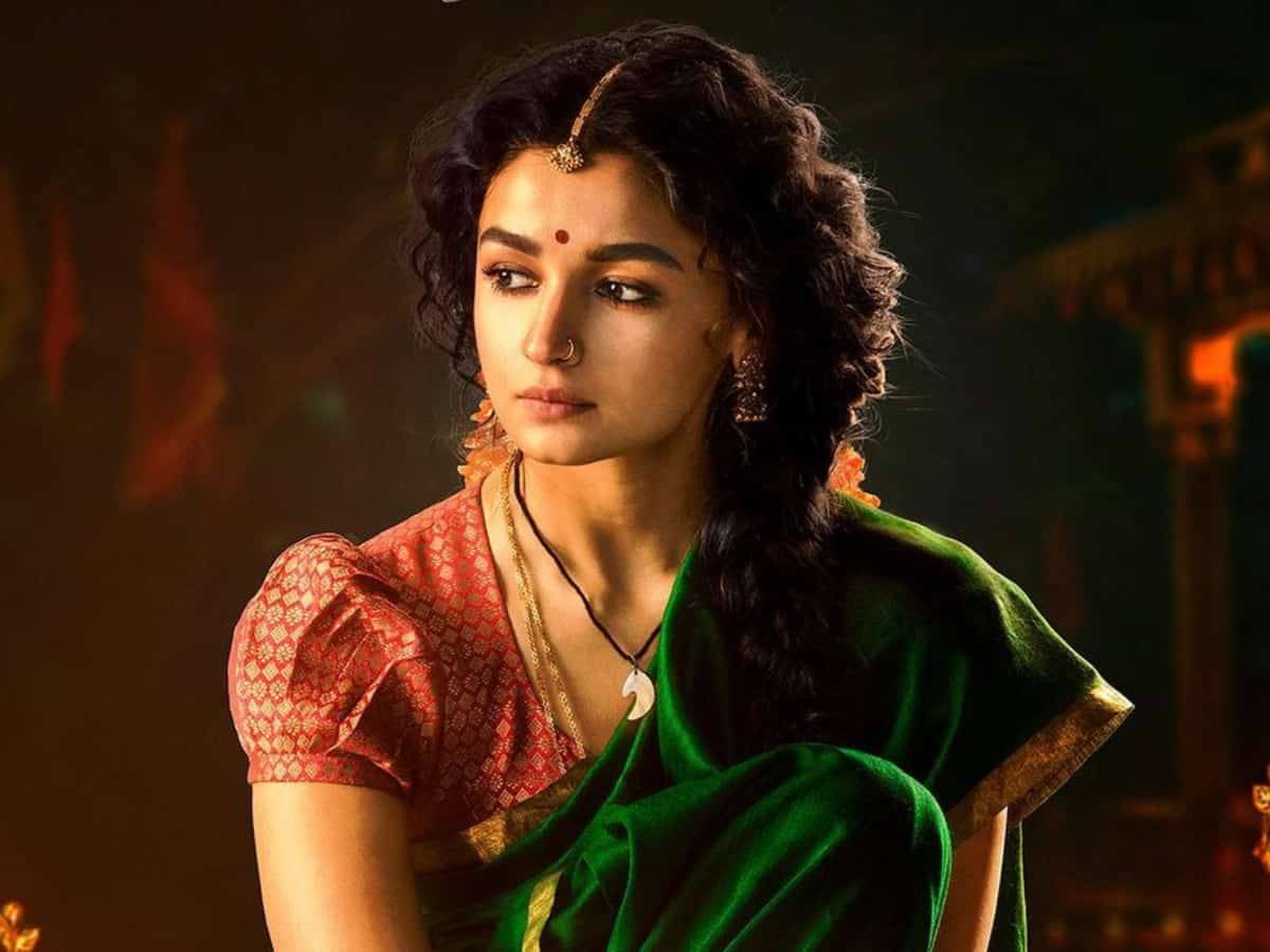 Alia Bhatt's first look as Sita from SS Rajamouli's RRR unveiled