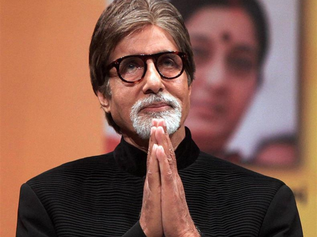 Amitabh Bachchan to be honoured with another prestigious award
