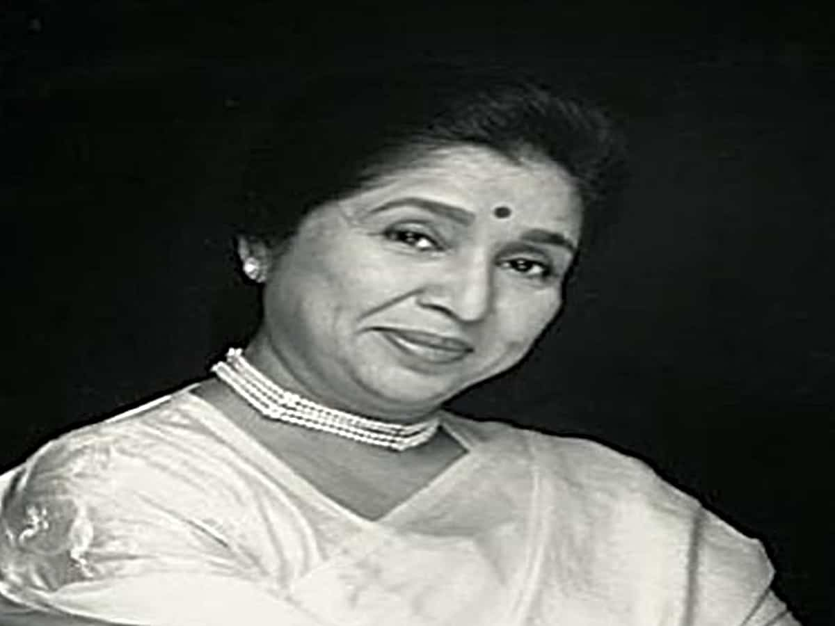Asha Bhosle to be conferred with Maharashtra Bhushan Award