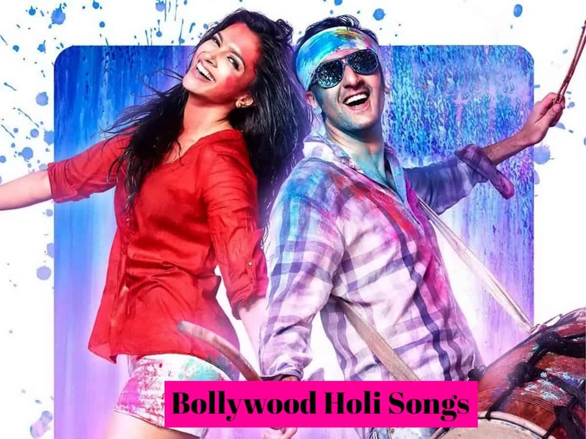 Holi Hai! List of songs of the season for your playlist