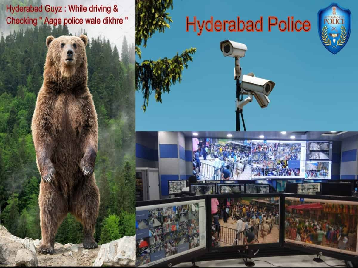 Hyderabad police win internet with creative social media posts