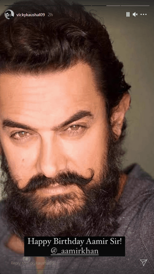 Wishes pour in as 'Mr Perfectionist' Aamir Khan turns 56