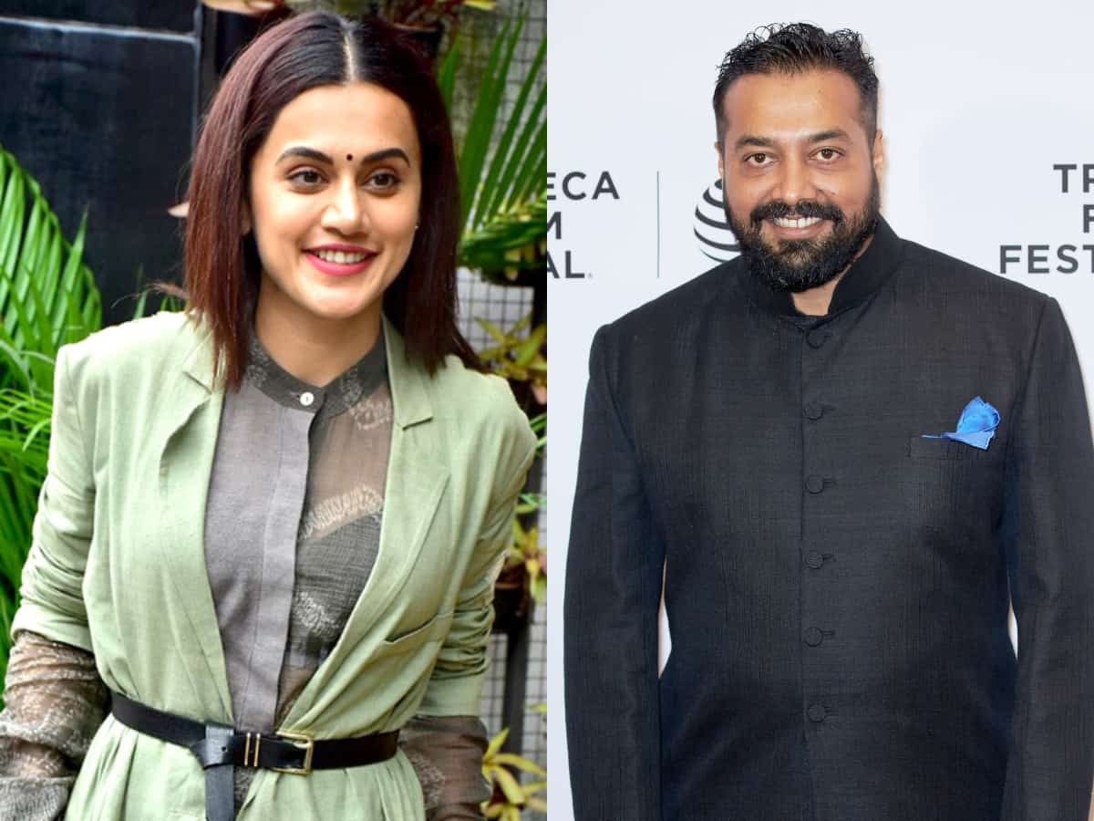 Over Rs 650 cr discrepancies found after raids on Taapsee, Kashyap and others, claims IT Dept