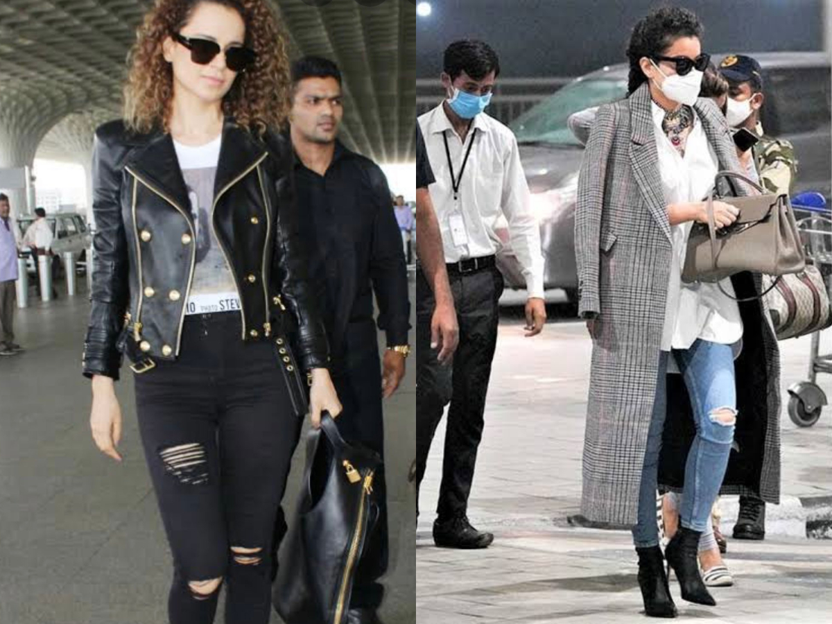 You shouldn't look like homeless beggars in ripped jeans: Kangana